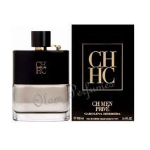 CH Prive For Men Edt Spray 3.4oz 100ml by Carolina Herrera * New in Box ... - $68.59