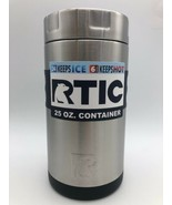 Brand New RTIC 25oz Food Container ~ STAINLESS STEEL Insulated Canister 637 - $19.35