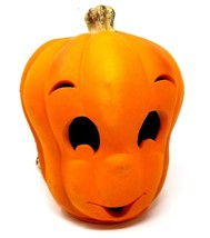 Trendmasters Halloween Casper Ghost Jack-O-Lantern Orange Lighted Foam P... - £20.51 GBP