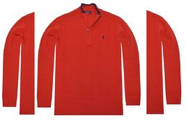 Ralph Lauren Boys' Childrenswear French Rib Pullover,Red, Size XL(18-20) - $28.70