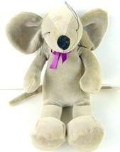 """Vintage Manhattan Toy Floppy Mouse """"Mona"""" Plush Toy 1999 - $29.69"""