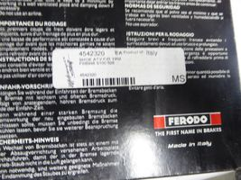 Ferodo FSB948 Brake Shoes 4542320 New  image 4