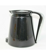 Keurig 2.0 Replacement Thermal Carafe 32oz Black with Chrome Silver Handle - $14.24