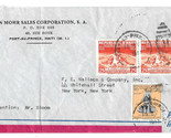 97 haiti 1957 air mail cover port au prince duplex h cancel to us sc  c93 401 thumb155 crop