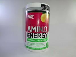 Optimum Nutrition Amino Energy 30 Servings (Raspberry Lemonade) - $22.72