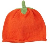NEW Gymboree Halloween Pumpkin Knit Hat Baby 6-12 Months Happy Harvest B... - $7.08