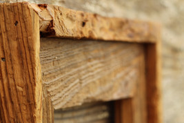 """The Post & Beam Natural 3.5""""--(All Sizes) -The Loft Signature Handcrafted Vintag - $24.00"""