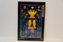 Hasbro Marvel Legends Wolverine 12 Inch Series Action Figure New - $61.74