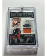 2005 PLAYOFF HONORS PATCHES CARSON PALMER 68/75 #P-4(MR) - $197.99
