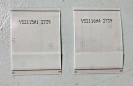 Toshiba 46L5200U T-Con Board Cables - $15.85