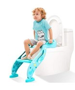 KIDPAR Potty Training Seat for Kids,Adjustable Toddler Toilet Potty Chai... - $54.99