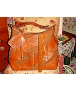 VTG DOONEY BOURKE AWL PURSE HANDBAG SATCHEL TOTE BUCKET CROSS BODY BAG L... - $1,997.99