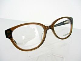 Nine West NW 5101 (210) Crystal Brown 49 x 16 135 mm PETITE Eyeglass Frame - $65.41