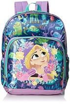 "Disney Girls' Rapunzel Tangled Take on the World 16"" Backpack - $46.07"