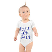 "Infant Bodysuit \ Adorable baby tee time ""berry cute"" baby clothes \ I l... - $23.90"
