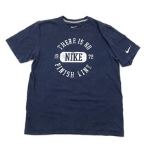 NIKE Tee Distressed Graphic Spell Out Adult Large Loose Fit T Shirt Retr... - $15.83