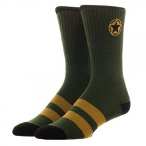 Call Of Duty Video Game WWII Adult Crew Socks - $10.95