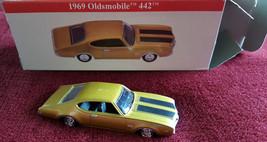 No. HF-442 1969 Oldsmobile 442 Die Cast Collectible Miniature Vintage Car - $5.93