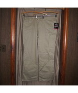 NWOT Dickies Tan Stretch Twill Pants Slacks Size 18 - $16.80