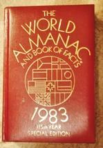 World Almanac and Book of Facts [Dec 01, 1982] Newspaper Entertainment A... - $10.88