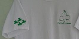 Shamrock Scramble T Shirt Jerzees Short Sleeve Medium - $10.39