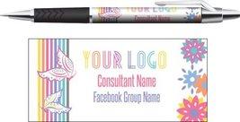 Business pens Butterflies - JPG - DIY marketing- Fashion Consultants - $12.00