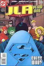DC JLA: YEAR ONE #3 VF - $0.89