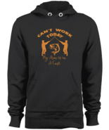 Can't Work Today My Arm is in A Cast Pullover Hoodie Fishing Sweatshirts... - $43.95