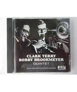 Clark Terry-Bobby Brookmeyer Quintet CD  Jazz Heritage - $6.79