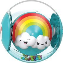 Fisher-Price Hello Sunshine Rattle Ball - $9.99