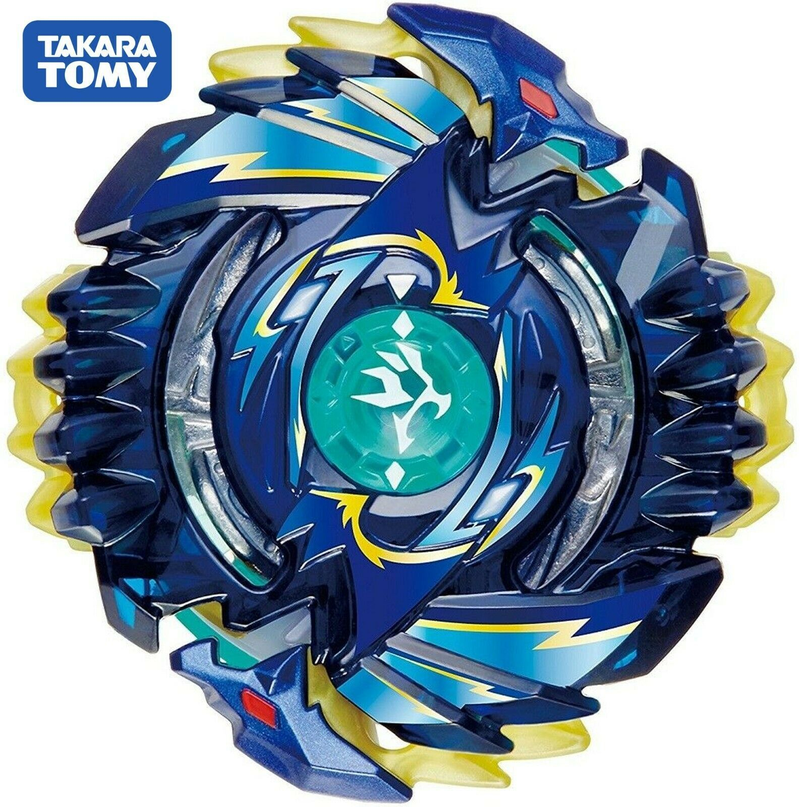 TAKARA TOMY B-95 01 RARE Shelter Regulus 5Star Tower R3 Burst Booster Beyblade - $44.99