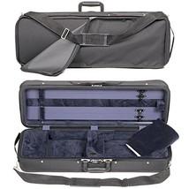 Bobelock Featherlite 1003 Oblong Black/Blue 4/4 Violin Case - $142.56
