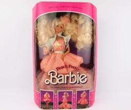 Peach Pretty Barbie Doll  Mattel #4870 1989 - $22.76