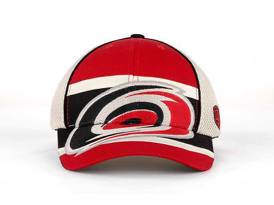 OLD TIME HOCKEY NHL ECLIPSE HOCKEY HAT- CAROLINA HURRICANES - ONE SIZE FITS MOST