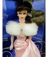 Enchanted Evening Barbie 1960 Fashion & Doll Reproduction Brunette Hair-... - $49.49