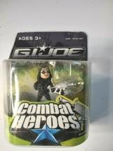 GI Joe Baroness Combat Hero Sunglasses and Gun Figurine The Rise of Cobra - $5.79