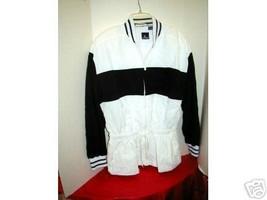 Lizsport Black and White Jacket Lg.  - $15.00