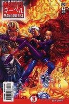 Marvel Mangaverse, Edition# 3 [Comic] [Aug 01, 2002] Marvel - $3.95
