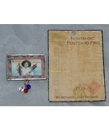 Nostalgic Postcard Pin by Bethany Lowe - $5.94