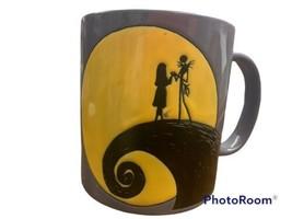 Disney's Nightmare Before Christmas Coffee Mug 20 Oz Sally & Jack Moon - $19.79