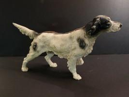 All Original Antique HUBLEY Dog Cast Iron DOORSTOP 1920 - $375.00