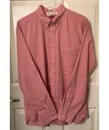 H&M LOGG Mens Cotton Button Down Long Sleeve Shirt Size XL EUC - $17.00