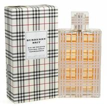 Burberry Brit by Burberry Edt Spray For Women - $42.99
