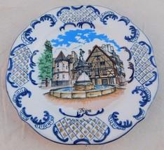 Vintage NEM FRANCE DECORE MAIN Dijon Porcelain ... - $28.99