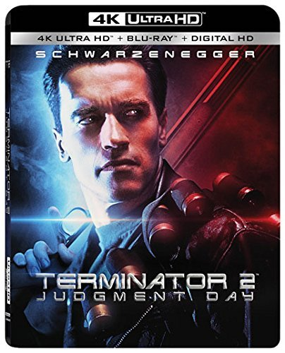 Terminator 2: Judgement Day (4K Ultra HD+Blu-ray+Digital)