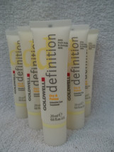 Goldwell Definition DRY & POROUS Intensive Treatment (Lot of 5 Tubes) ~ 0.6 oz!! - $9.34