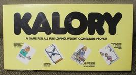KALORY SEALED 79' BOARD GAME Night Monopoly Health Fitness vegan crossfi... - $11.26