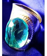 Genuine Enochian Wealth and Power Ring - PHENOMENAL MULTI-MILLIONAIRE ST... - $195.00