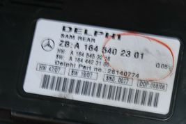Mercedes Signal Acquisition Module SAM REAR A1645402301 Delphi 28140774 image 5