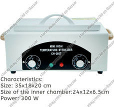 New Brand equipment for sterilization and disinfection of instruments image 12
